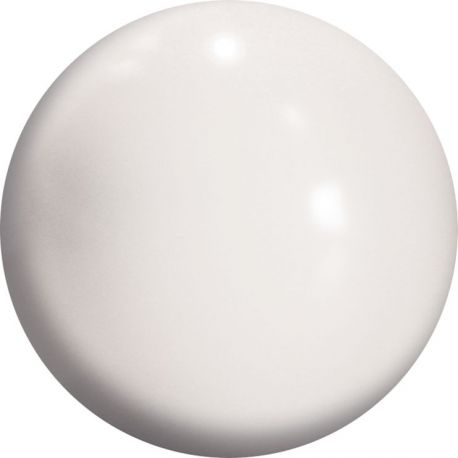 WHITE ARAMITH CUE BALL -  Ø2,1 IN