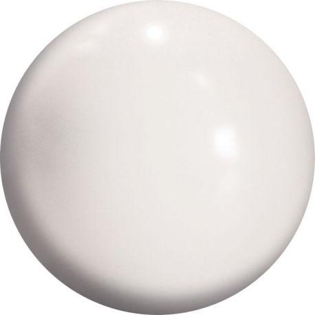 WHITE ARAMITH CUE BALL -  Ø2,25 IN