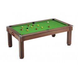 Billard table saloon - pool anglais 7FT Chataignier