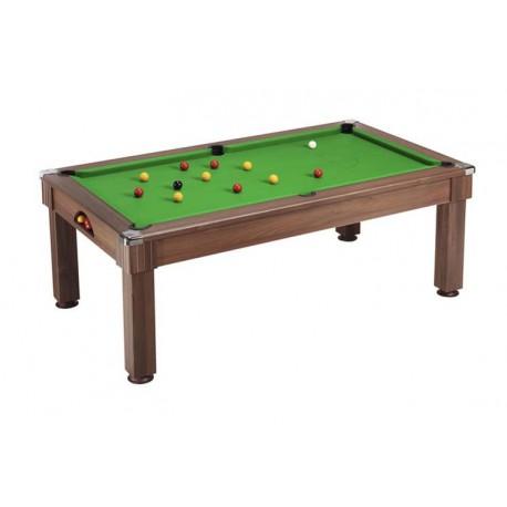 Billard table saloon - pool anglais 7FT Chataignier