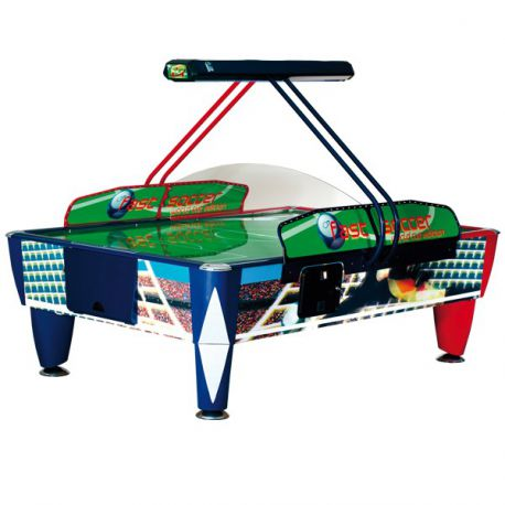 Terrific Double Soccer Air Hockey 4 Players Jmc Billard Interior Design Ideas Tzicisoteloinfo