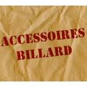 Destockage accessoires billard