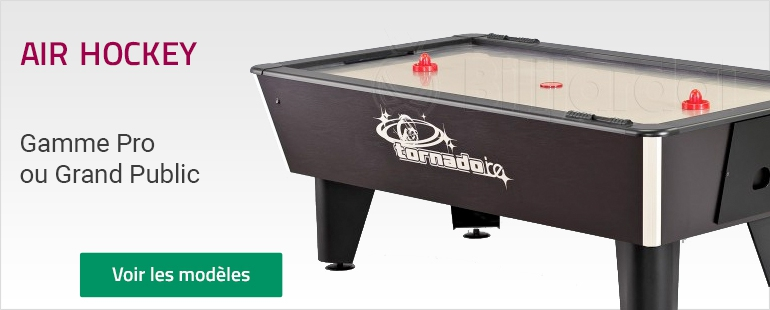 Billiards and accessories, darts, air-hockey, games for bar - JMC ...