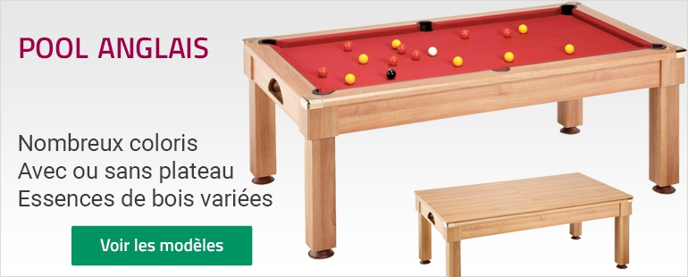English Pool Billiards