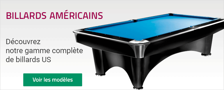 Billards américains